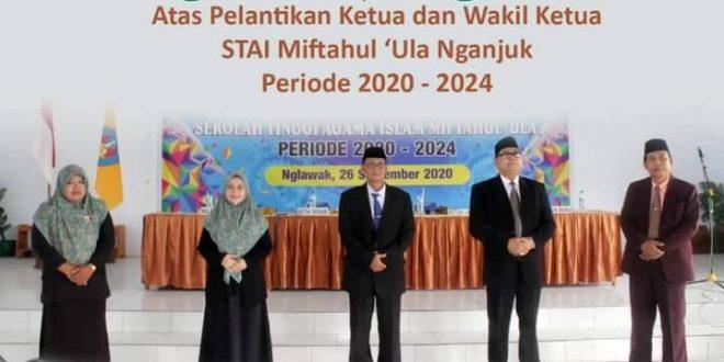 Pelantikan Pimpinan STAIM 2020
