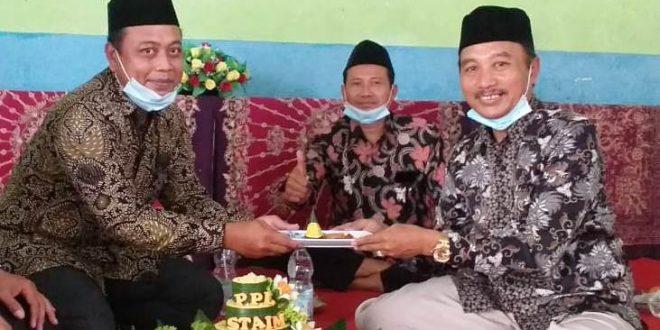Tasyakuran dan Istighotsah  Dalam Rangka Penutupan PPL II Kelompok 4  Di SMK Al-Khidmah Ngronggot