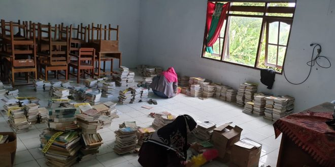 Tingkatkan Mutu, STAIM Benahi Perpustakaan